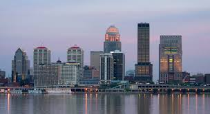 skyline of louisville, ky